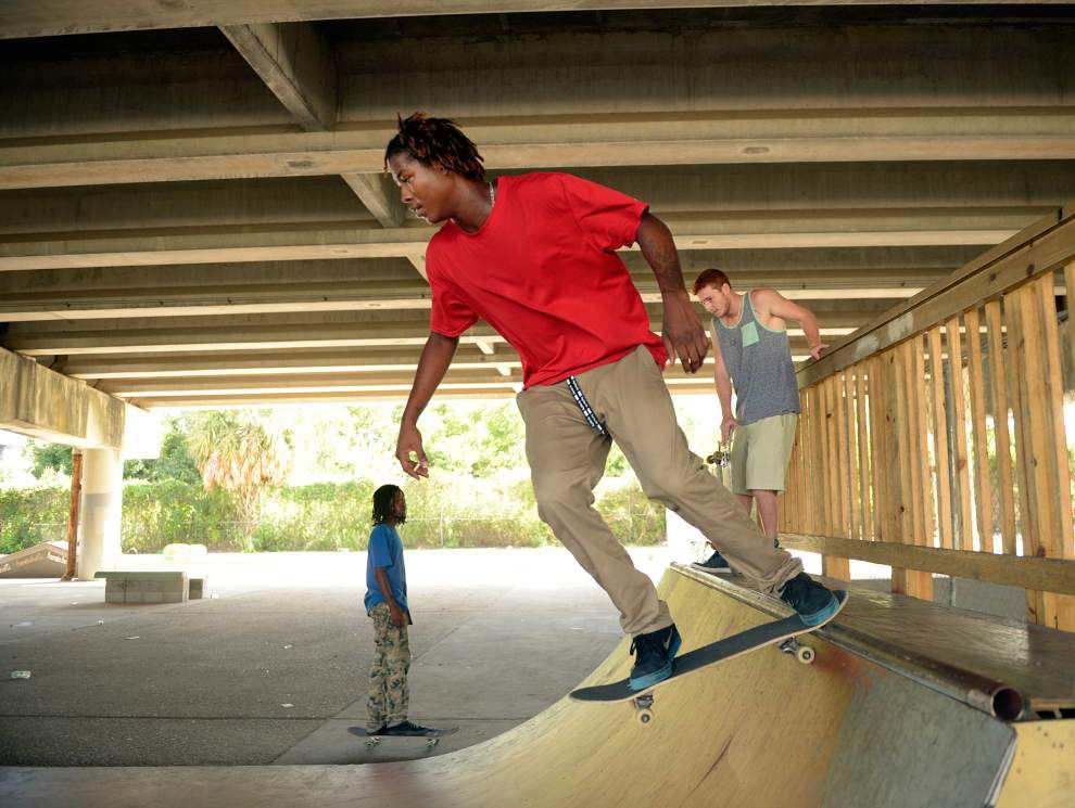 As skateboarding takes root, city scrambles to accommodate it _lowres