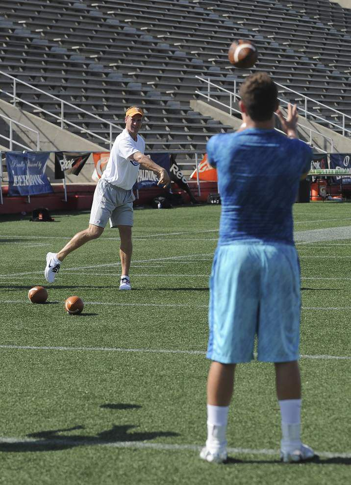 Photos: Manning Passing Academy _lowres