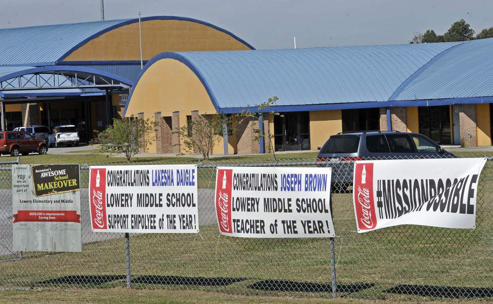 'Turnaround' plan yielding positive results for Ascension schools _lowres