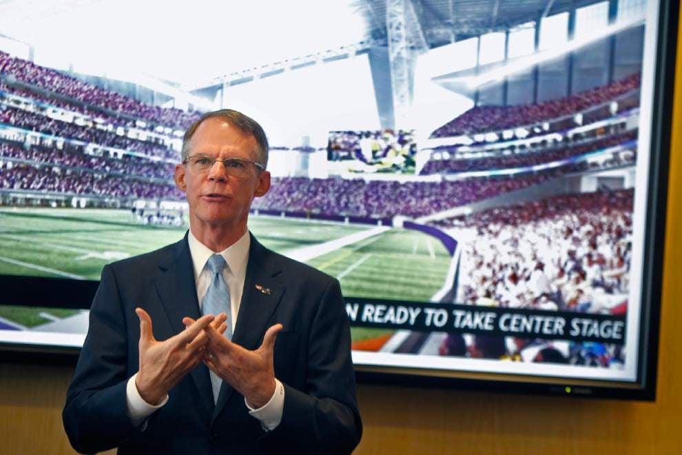 N.O. loses Super Bowl LII bid to Minneapolis _lowres