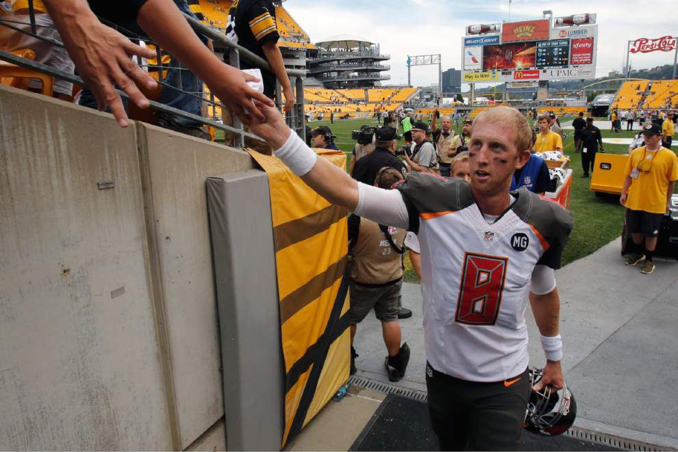 Sean Payton say Bucs QB Mike Glennon almost became a Saint _lowres