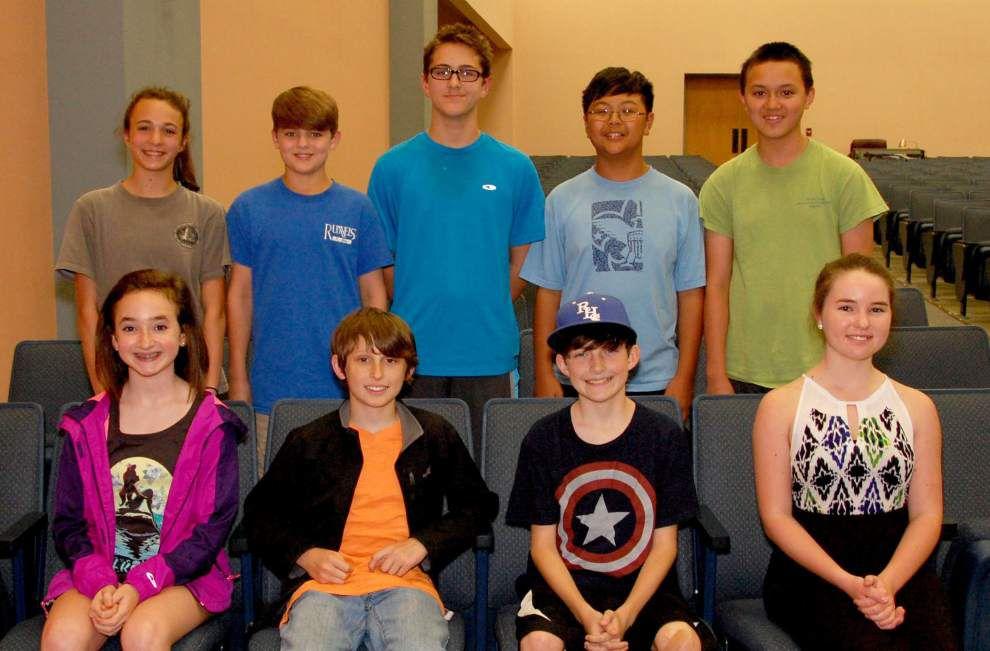 Runnels students earn state recognition for Duke program _lowres