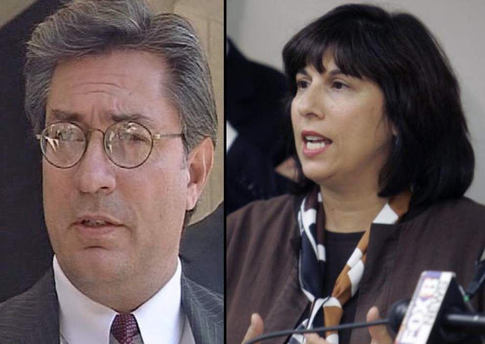 Former prosecutors Mann, Perricone cough up federal licenses _lowres