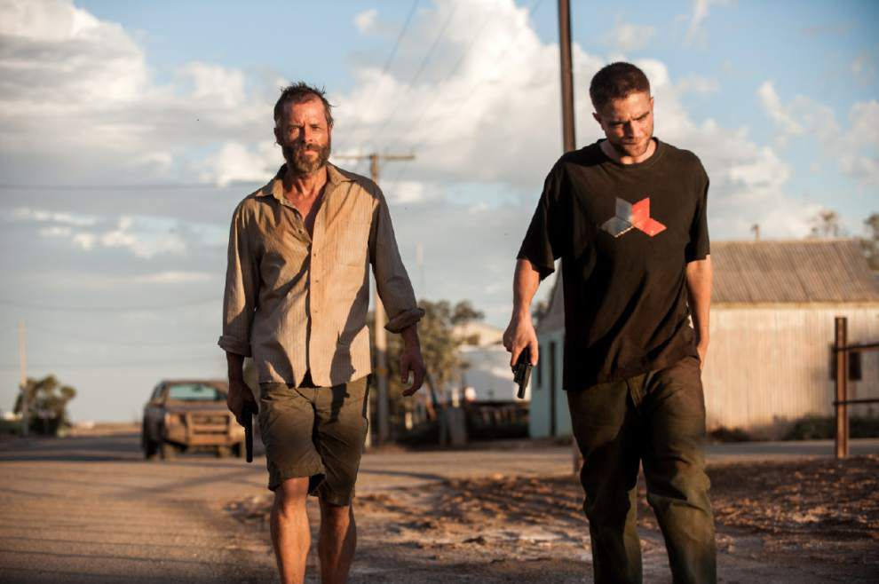 Review: 'Rover' an intense look into near future _lowres