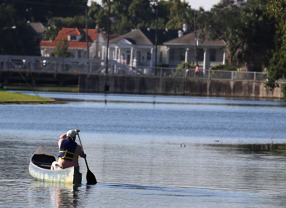 City Council: Boats may no longer be stored along Bayou St. John _lowres