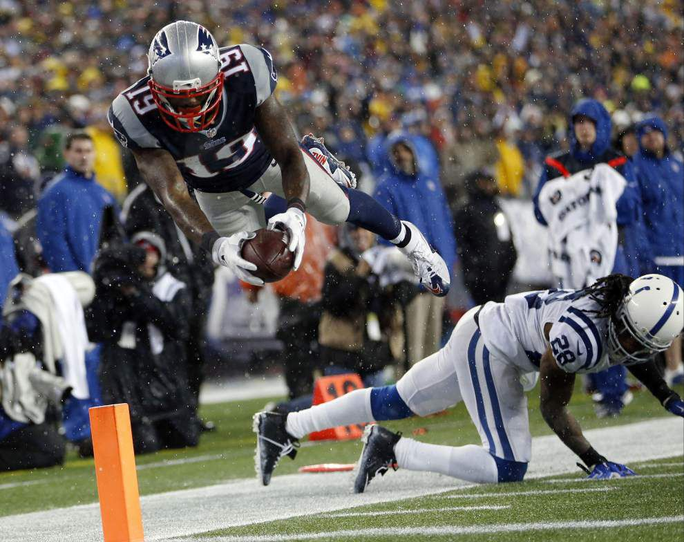 Patriots wide receiver Brandon LaFell, the former LSU star, relishes his chance at a Super Bowl ring _lowres