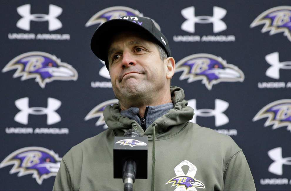 Ravens hope for more success against Patriots _lowres