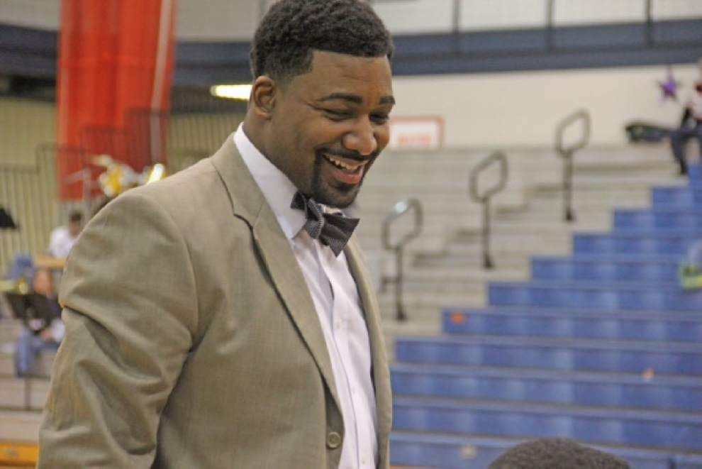 RoShon Jacobs hired as Redemptorist boys basketball coach _lowres