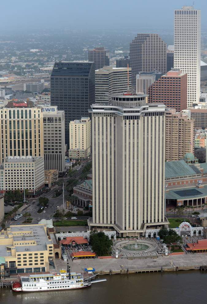 New Orleans City Council approves, Mayor Mitch Landrieu signs lease for $364 million redevelopment of WTC building _lowres
