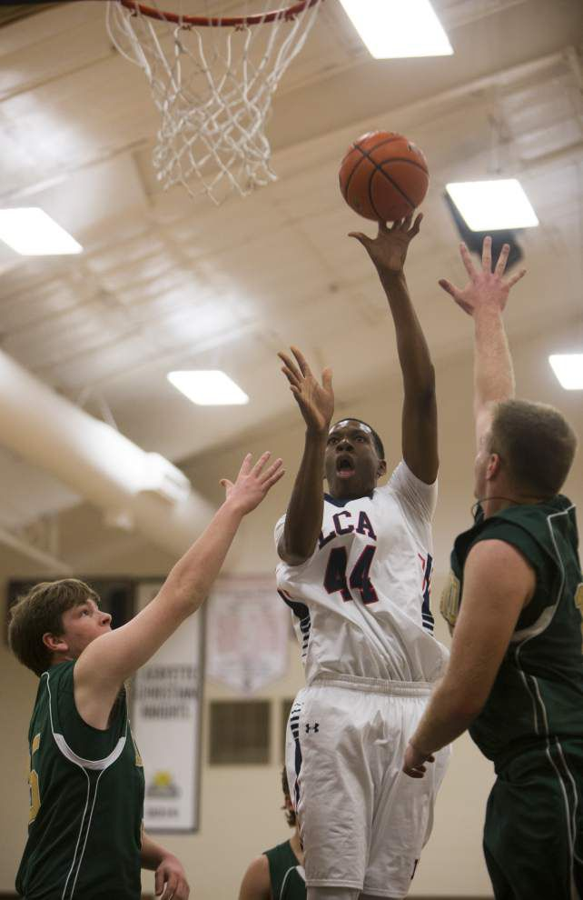 Lafayette Christian finishes District 7-1A undefeated _lowres