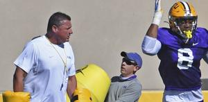 What to expect in LSU's spring game? Ed Orgeron on 'vanilla' plays, available players, more