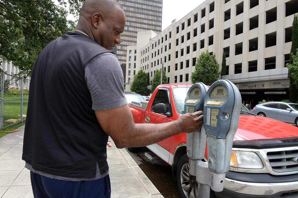 New parking meters would take debit, credit cards; price could rise _lowres