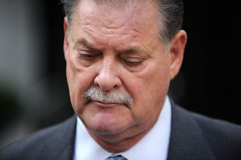 WWL-TV report: Ex-Plaquemines sheriff, just out jail, arrested for DWI in New Orleans _lowres
