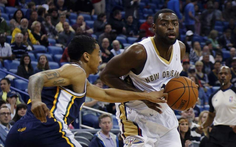 Pelicans guard Tyreke Evans to miss 3-5 weeks with hamstring injury _lowres