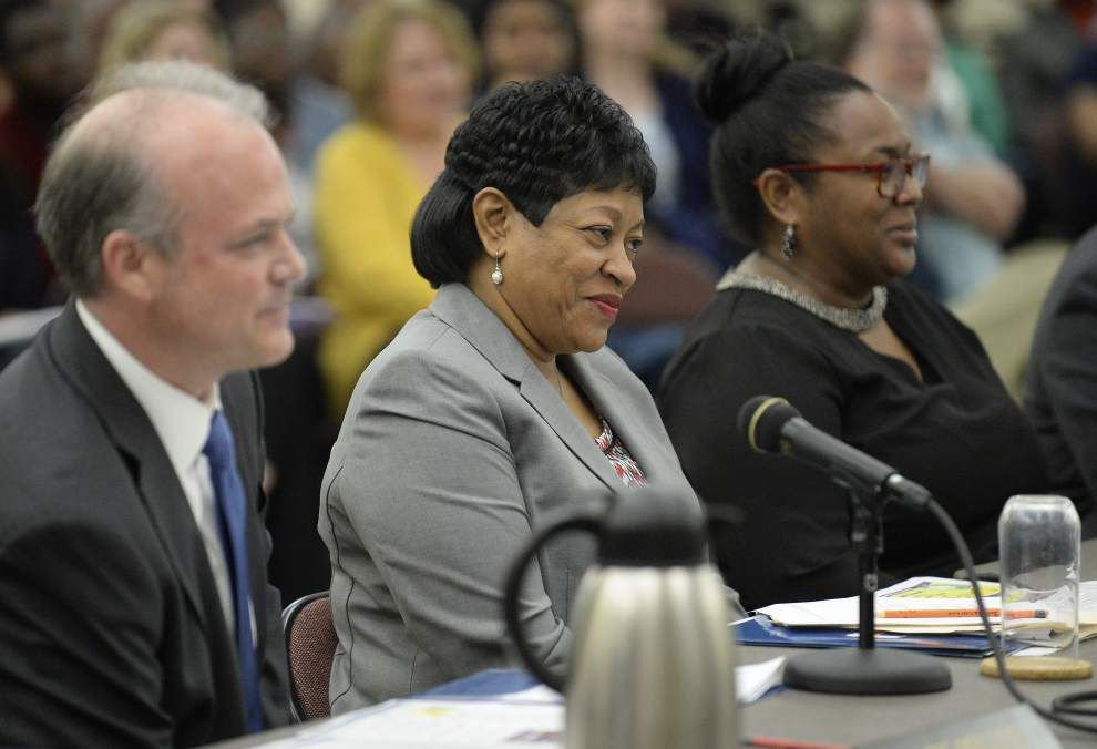Among Warren Drake's plans for East Baton Rouge schools: Value teachers, remove disruptive students from classroom _lowres