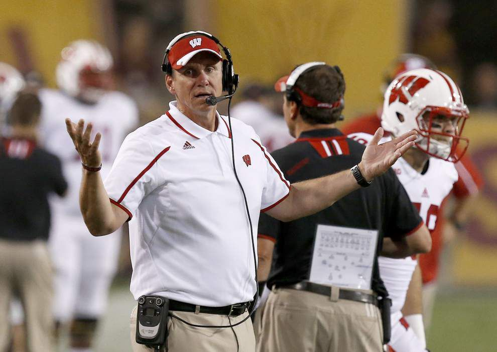 The lead up to LSU's season opener: What they are saying about Wisconsin _lowres