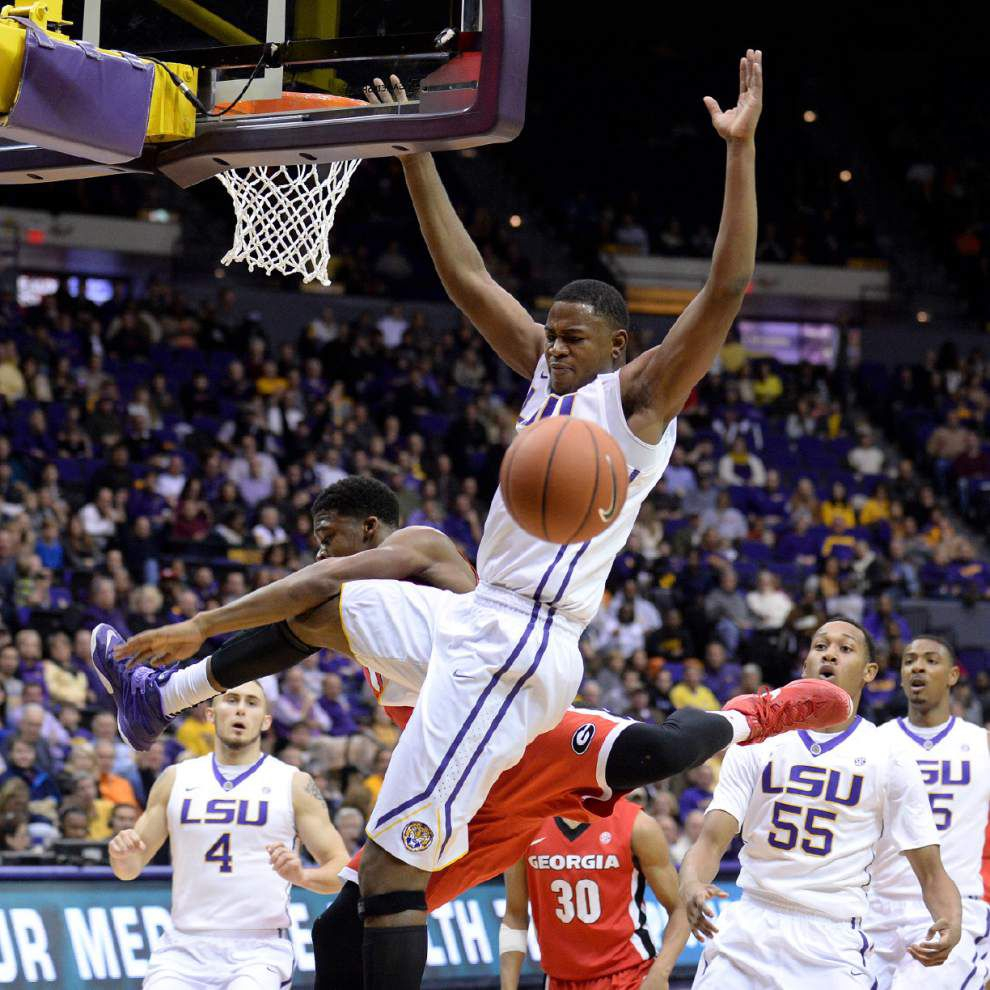 Video: LSU forward Jarell Martin says the Tigers can't afford to slip up against Ole Miss _lowres