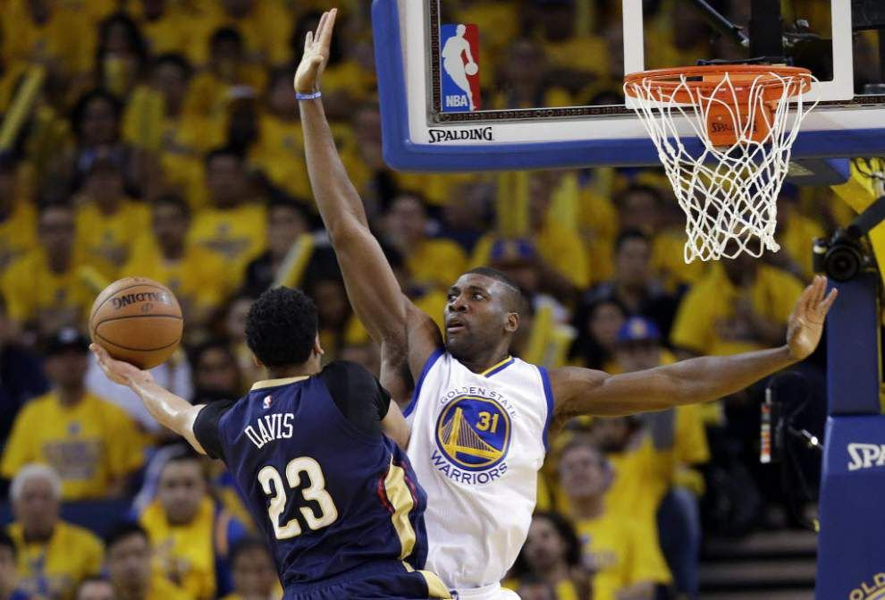 New Orleans Pelicans end season with 109-98 loss to Golden State Warriors Saturday night _lowres