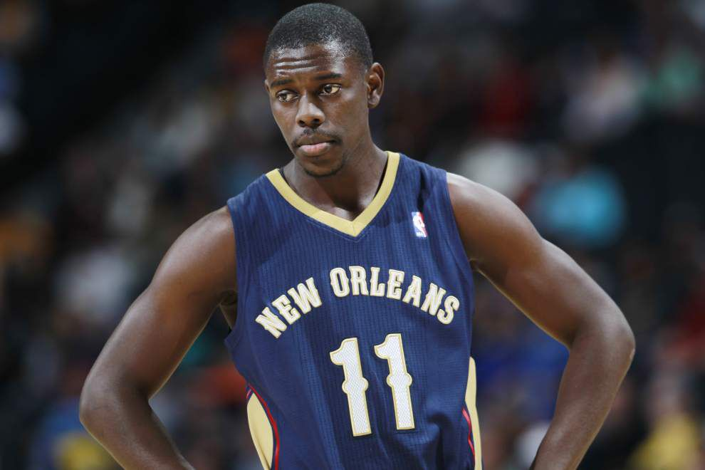 Jrue Holiday knows nothing about rumored trade _lowres
