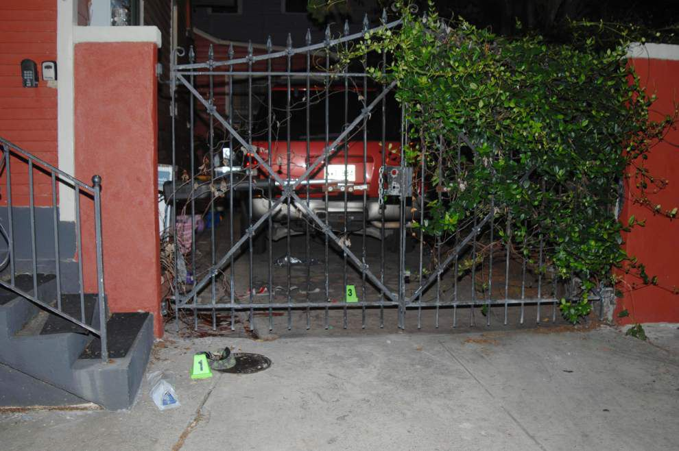 Photos: NOPD crime scene photos _lowres