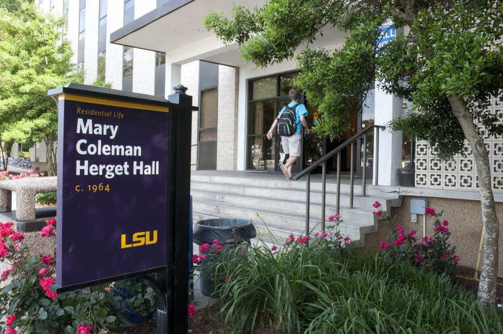 Sex offender incident leads LSU to review dorm policies _lowres