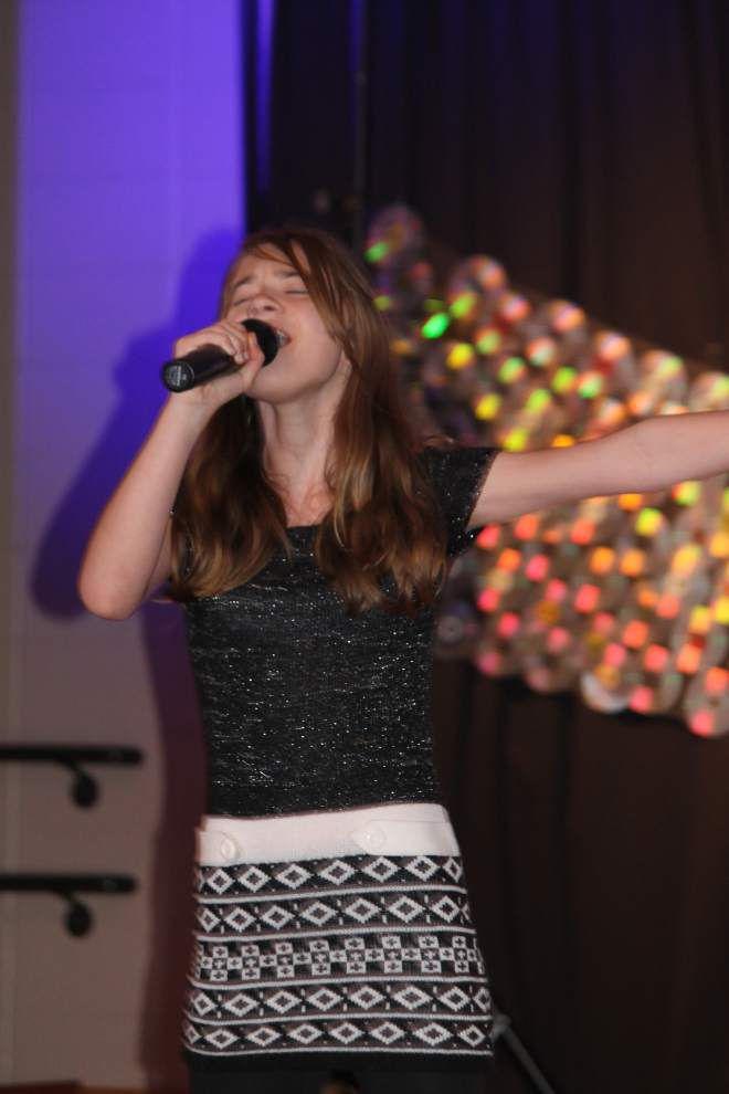 Prairieville Primary students show off talents, hit catwalk at Alpha Club show _lowres