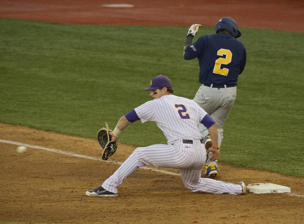 LSU baseball pregame: LSU at Vanderbilt _lowres