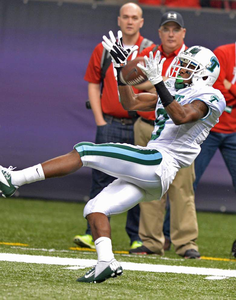Five players to watch during Tulane's spring football practice _lowres