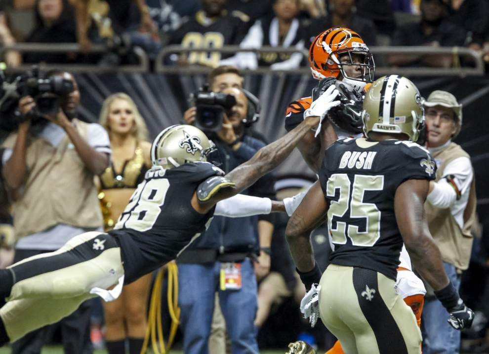 Lewis: What an uninspired performance from your first-place (for now) Saints _lowres
