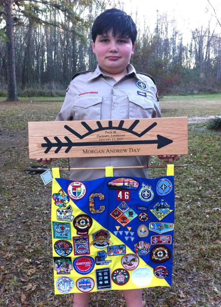 From Cubs to Boys: Scouts 'cross over' _lowres