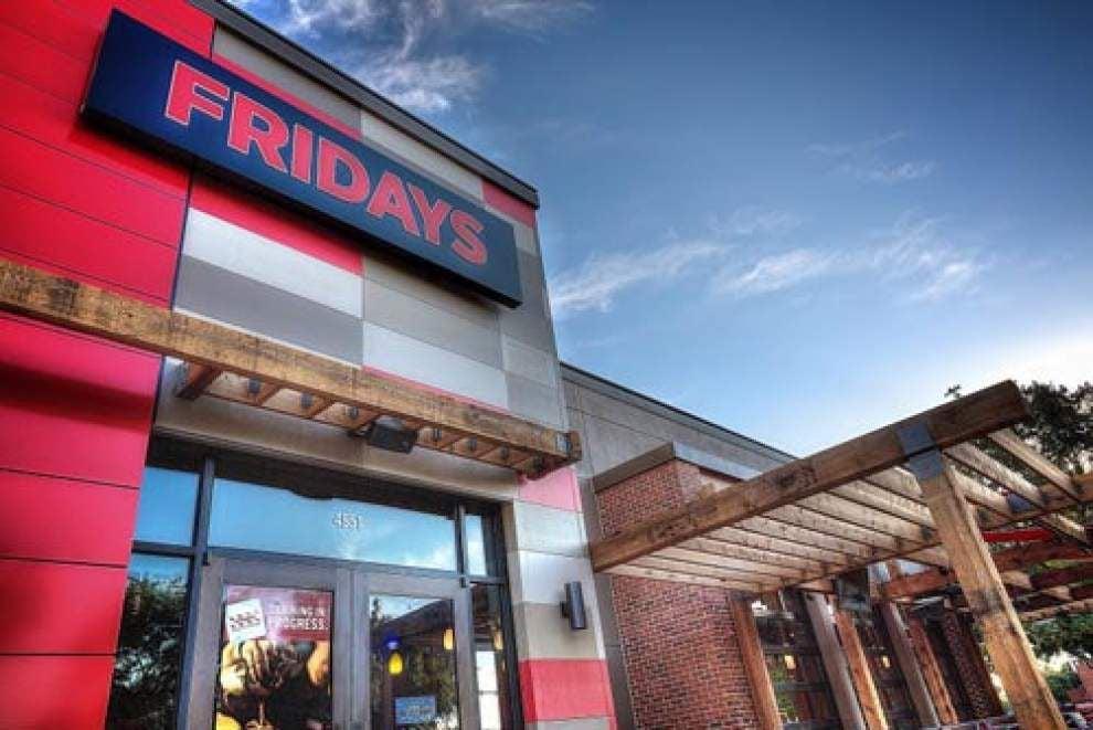 N.O. company buys 20 TGI Fridays restaurants _lowres