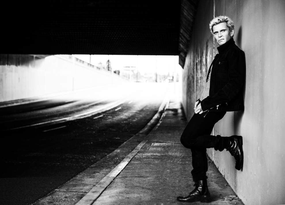 A reflective Billy Idol coming to House of Blues _lowres