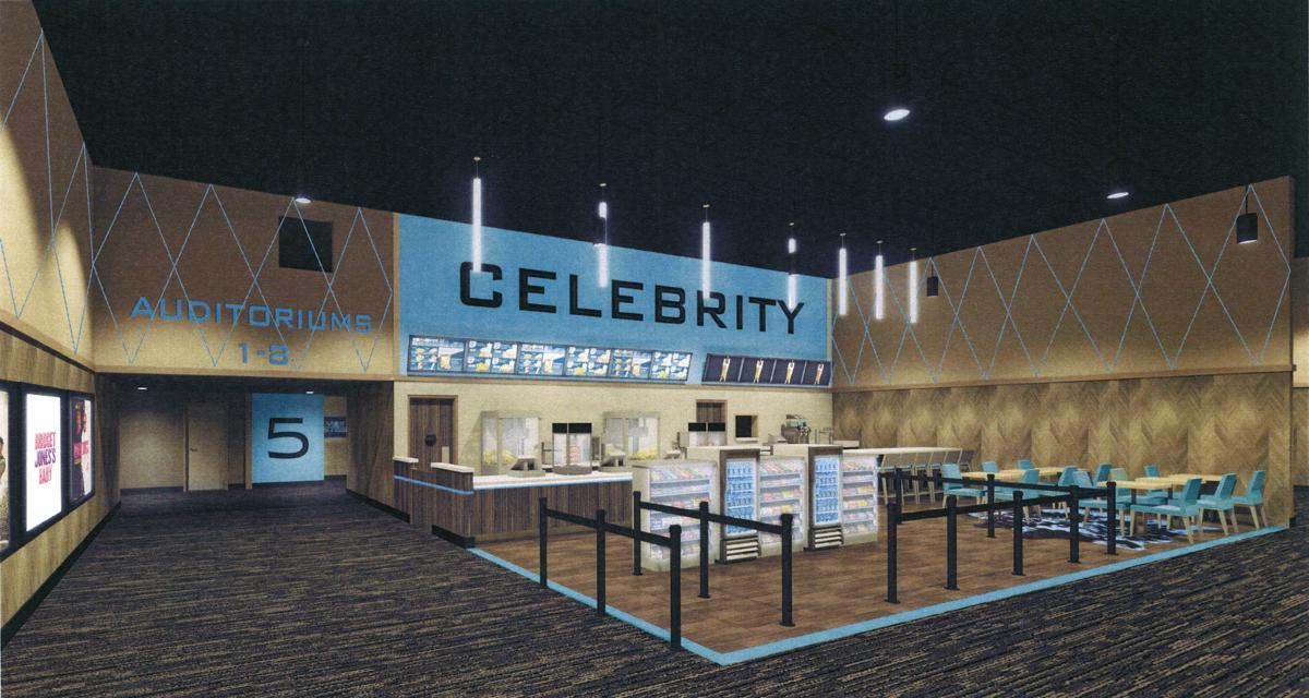 Celebrity in la movie ruston theater