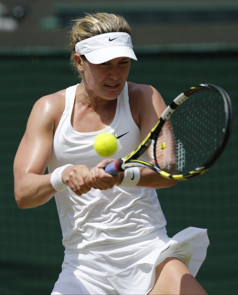 Grand Slam savvy Halep, Bouchard verge of final _lowres
