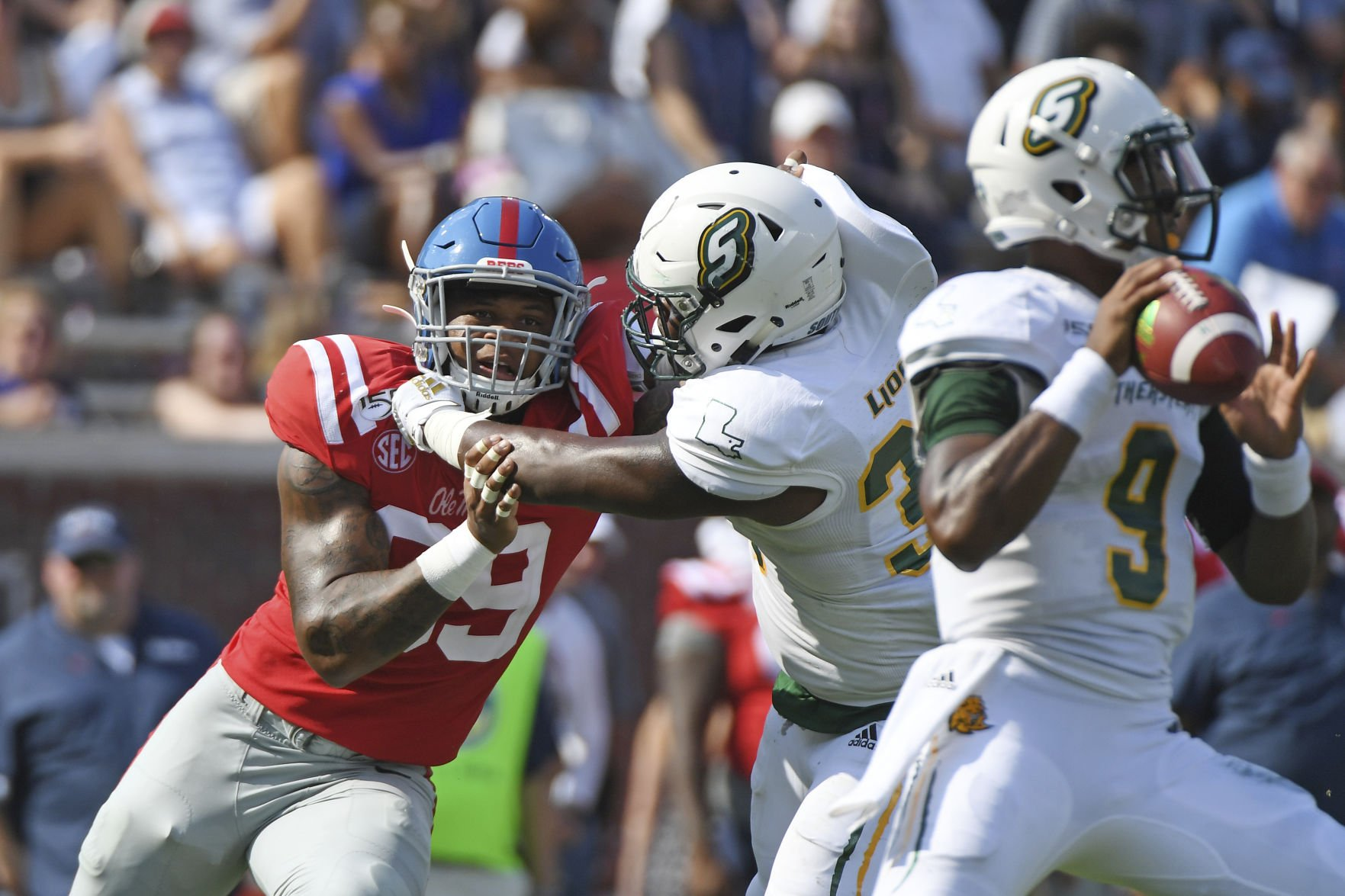 Competitive loss to Ole Miss encouraging for Southeastern as Lions prepare for Southland play