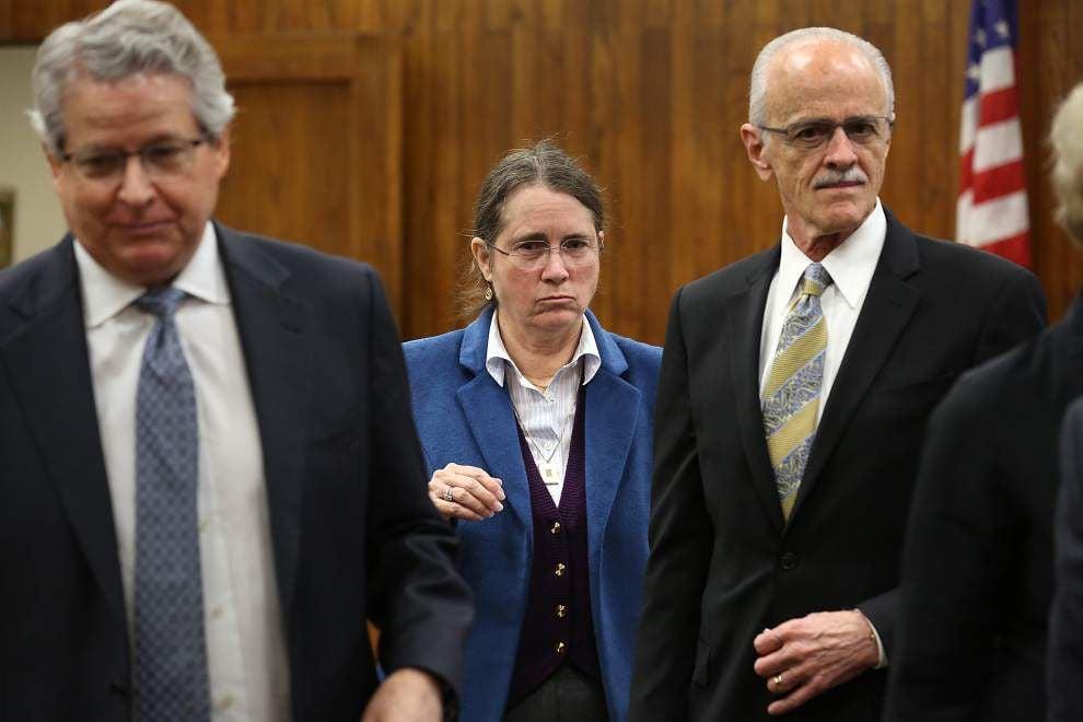 Benson family battle back in court as daughter Renee testifies before San Antonio judge _lowres