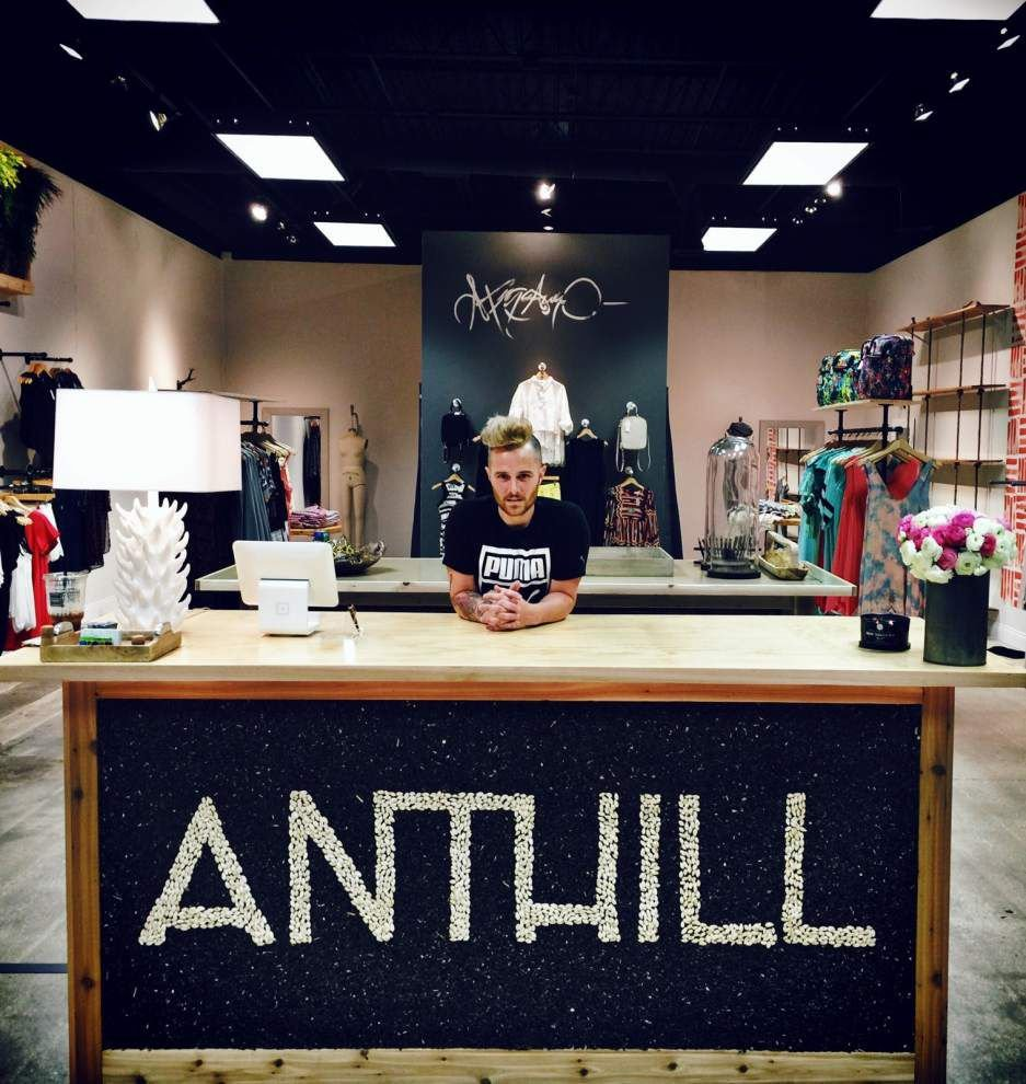 Baton Rouge fashion designer Anthony Ryan Auld, a Project Runway All Stars winner, opens flagship boutique in San Antonio _lowres