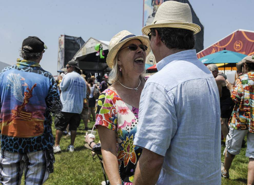 Jazz Fest's first weekend boasts blockbuster lineup _lowres