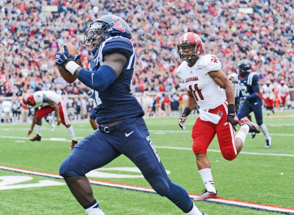 The other side: Ole Miss cornerback Senquez Golson _lowres