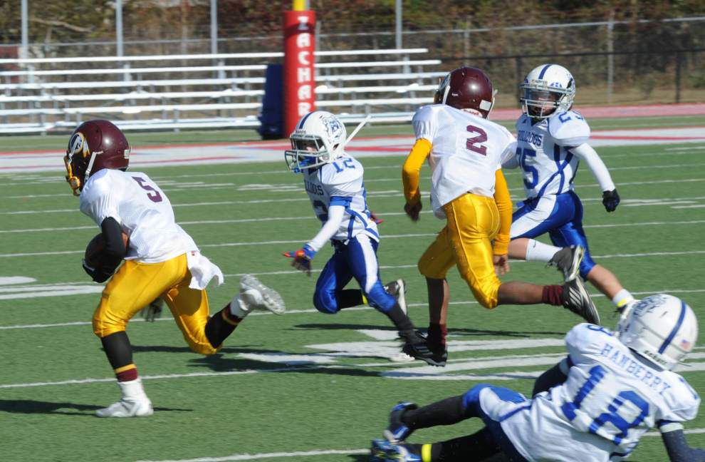 Redskins C team defeats Bulldogs _lowres