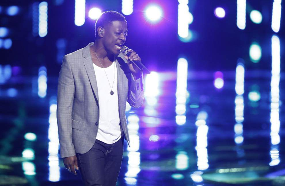 Louisiana singer competes for 'Voice' title; winner to be announced Tuesday night _lowres
