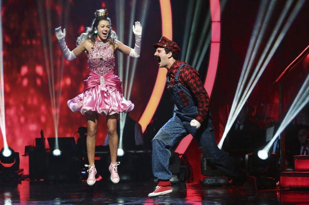 'Duck Dynasty' star makes 'Dancing' finals _lowres