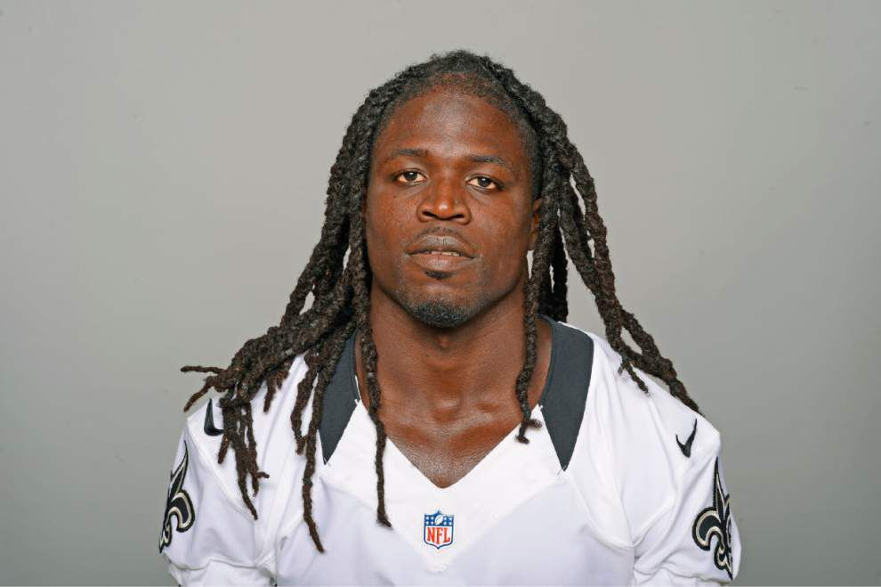 New Orleans Saints cornerback Brian Dixon arrested in Miami, reportedly says, 'You're just doing this because I'm a black man with dreads and I look like a criminal' _lowres