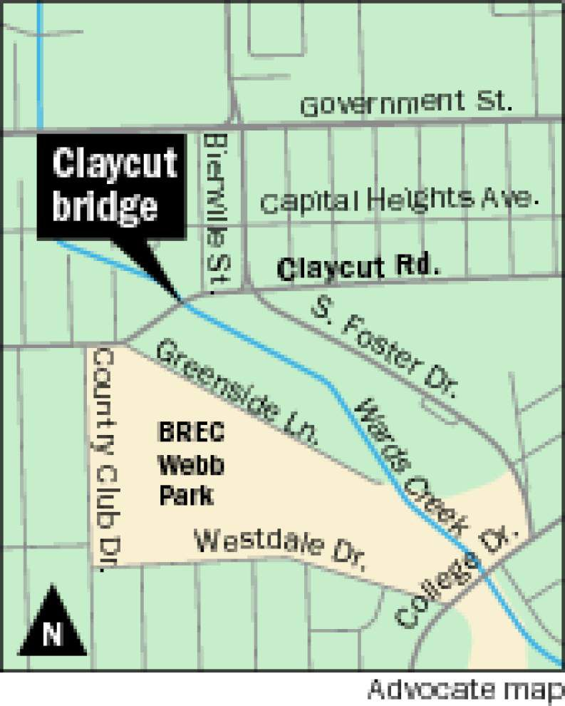 Ask the Advocate: Claycut bridge, Government Street railroad crossing concerns _lowres