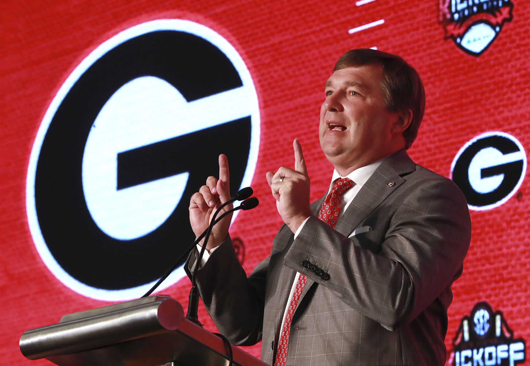Rabalais: So close the past two seasons, Georgia tries to climb the mountain again in 2019