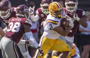 LSU football gets another primetime kickoff for its Oct. 9 game at Kentucky