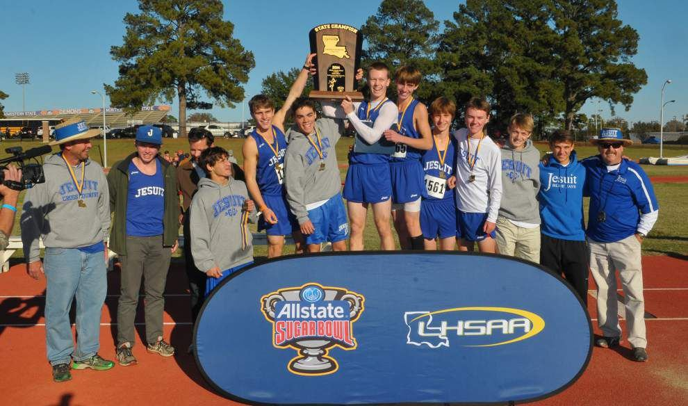 N.O. area schools, individuals do well at LHSAA state cross country meet _lowres