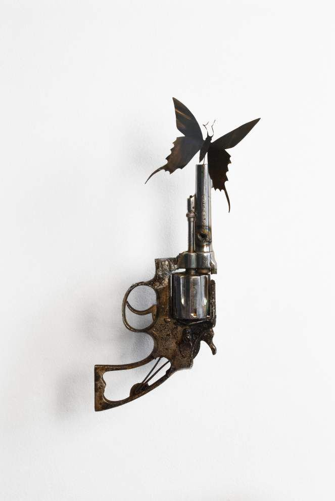 Anti-violence show 'Guns' is right on target _lowres