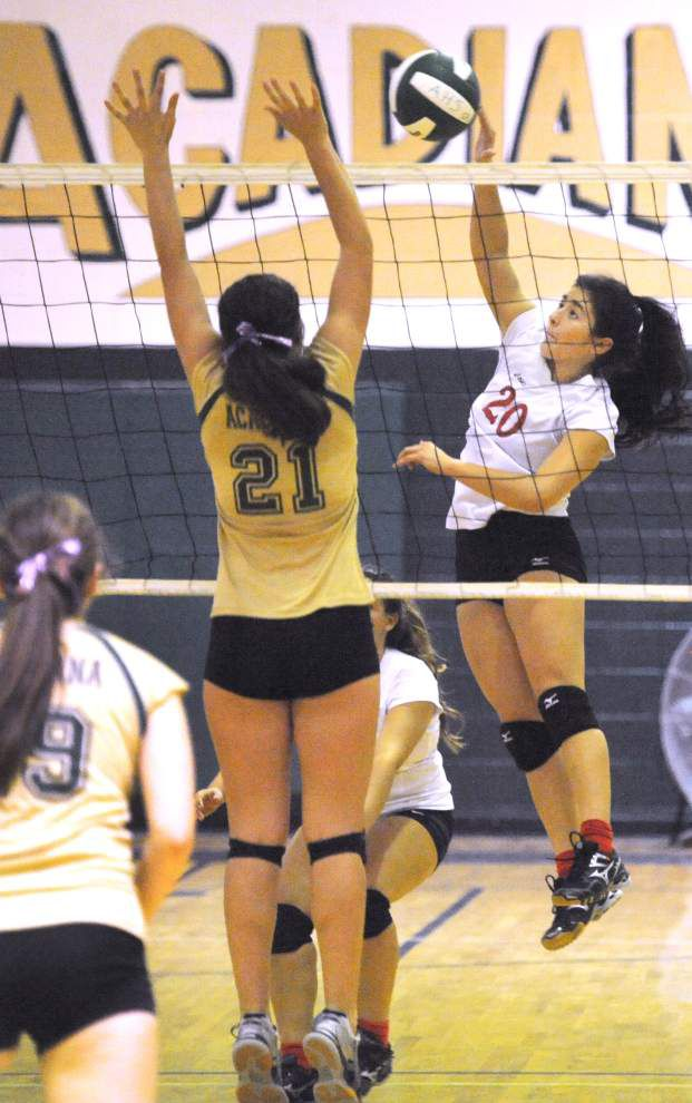 Sacred Heart volleyball looks to build on success _lowres
