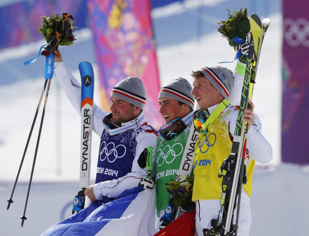 Thursday's Olympic highlights from Sochi _lowres